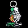 2D軟膠鑰匙圈 (1)