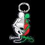 PVC鑰匙圈
