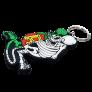 PVC軟膠鑰匙圈