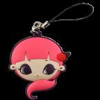 1- 軟膠2D鑰匙圈  (1)