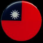 國旗馬口鐵胸章 (2)