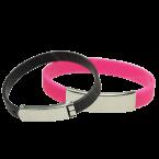 矽膠金屬手環 (1)