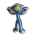 PVC徽章