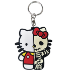 凱蒂貓軟膠鑰匙圈