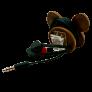 造型耳機捲線器