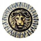 格紋樣式紀念幣